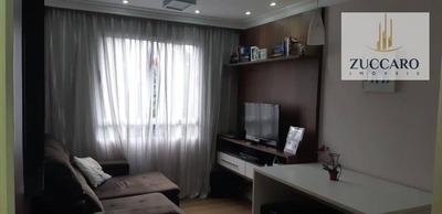 Apartamento Com 2 Dormitórios À Venda, 45 M² Por R$ 230.000 - Ponte Grande - Guarulhos/sp - Ap13597