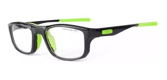 Goggles Lentes Protección Fútbol Deportes Graduable Ligeros
