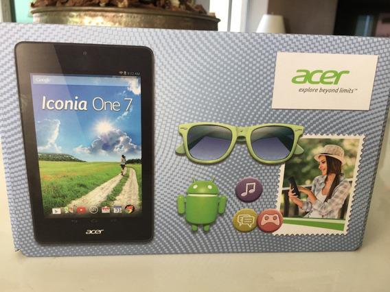 Tablet Acer Iconia One 7 Novo Lacrado Na Caixa