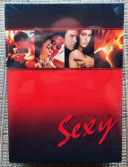 Coleção Sexy (4 Dvd