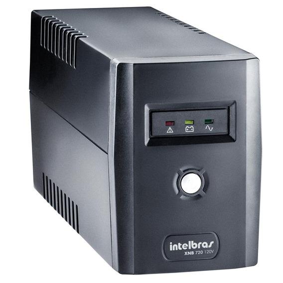 Nobreak Intelbras 720va Xnb 700va 110v Pc Xbox Drv Camera