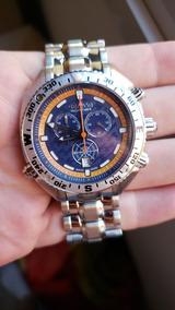 Relógio Sector Yatch Timer Vidro De Safira