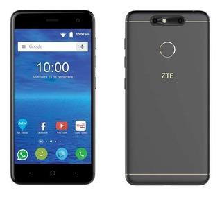 Celular Barato Zte Blade V8q 13+8 Mpx Android 7.1.2