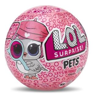 Lol Pet Surprise Serie Espía Mascota 7 Sorpresas Titanweb
