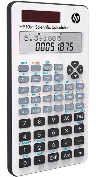 Calculadora Científica Hp 10s+ 240 Funções 100% Original Nfe