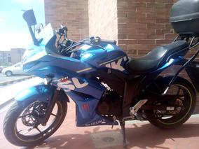 Moto Suzuki Gixxer Sf 2017