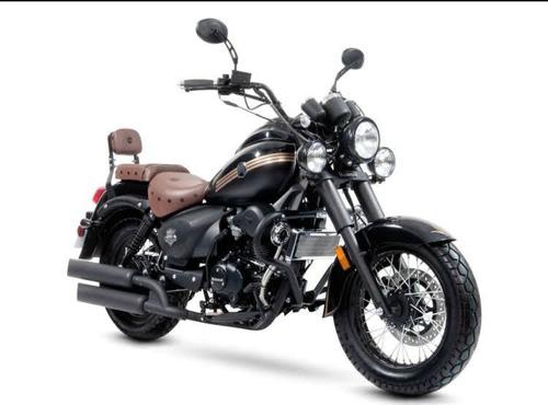 Imagen 1 de 12 de Moto Motomel Fish Bone 2020