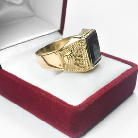 7745710f0695 Joyas Joyeria Rosario De Oro Con Piedras Negras - Joyas y Bijouterie ...