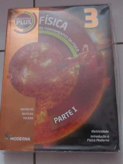 Livro De Física 3 Ano Editora Moderna