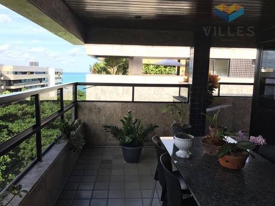 Cobertura Residencial À Venda, Ponta Verde, Maceió. - Co0017