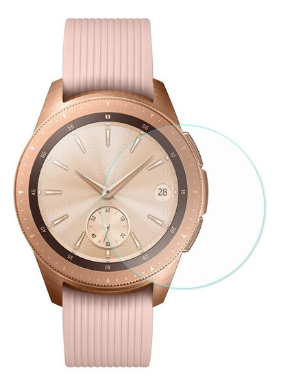 3 X Películas Vidro Temp Relógio Samsung Galaxy Watch 46mm