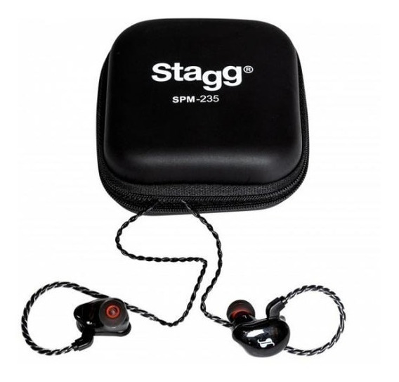 Fone In Ear Stagg Spm-235 High-resolution In-ear-monitor