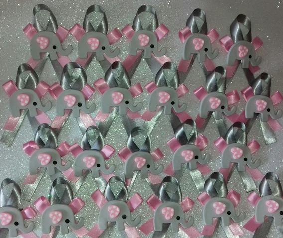 25 Distintivos Elefante Para Niño O Niña Baby Shower