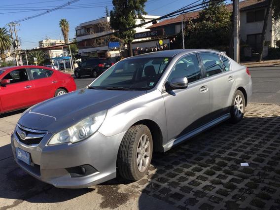2011 Subaru Legacy 2.0i 4p Awd Cvt X 95mil Km 4x4 Como Nuevo