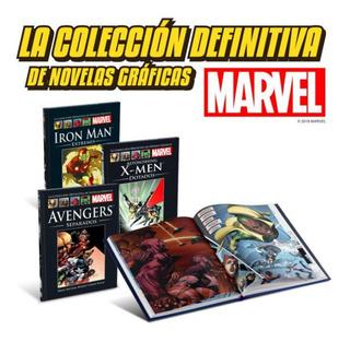Coleccion Novelas Graficas Marvel C/u $30000