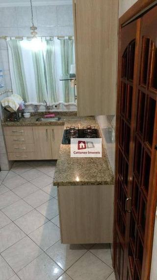 Apartamento Com 2 Dormitórios À Venda, 68 M² Por R$ 300.000 - Jardim Tereza Maria - Itapecerica Da Serra/sp - Ap0050
