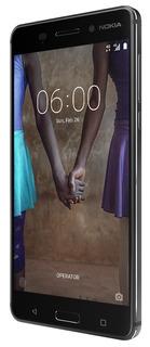 Nokia 6 - 3gb/32gb - 16mp/8mp, Huella, 5.5 , Dualsim - 120