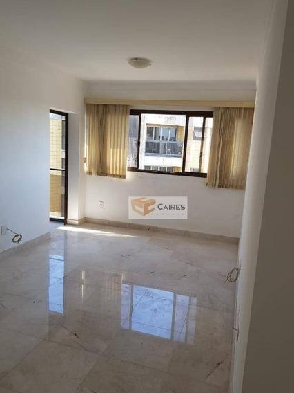 Apartamento Com 1 Dormitório À Venda, 57 M² Por R$ 339.000 - Botafogo - Campinas/sp - Ap7197
