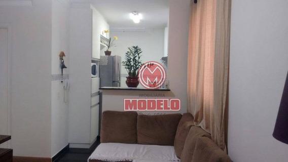 Apartamento À Venda, 47 M² Por R$ 165.000,00 - Piracicamirim - Piracicaba/sp - Ap2073