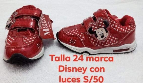 Zapatillas Y Crocs Licencia Disney De Oferta Para Las Nenas!