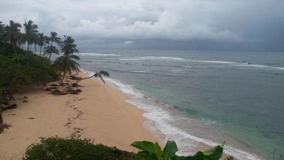 Terreno Con Playa En Cabrera Costa Norte
