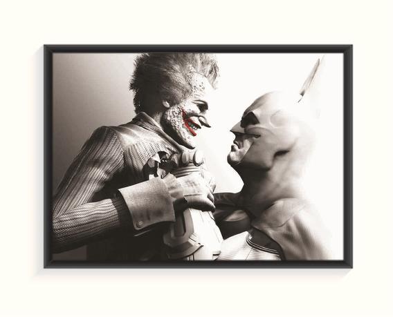Pôster Batman Vs Joker - Grande