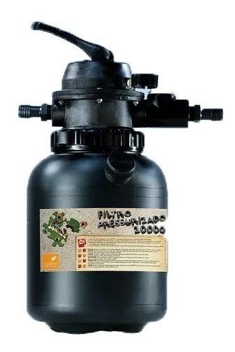 Cubos Filtro Pressurizado 10000 Para Lago Onamental