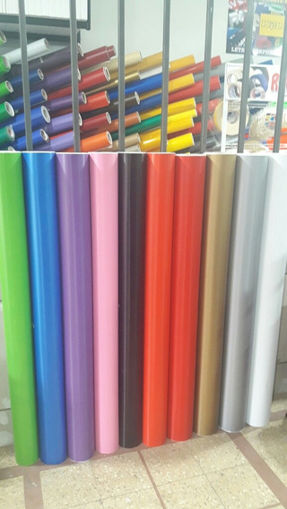 Vinilo Simil Fibra De Carbono (colores) 1.52m X 1.00 Polgraf