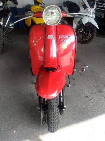 Lambretta 150 Ms