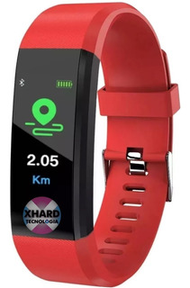 Reloj Inteligente Smart Band Noga Bluetooth Celular Pulso
