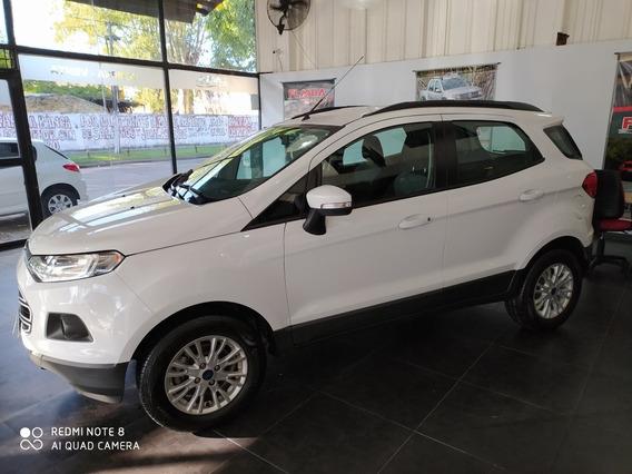 Ford Ecosport 1.6 Se 110cv 4x2 2017 Permuto Financio