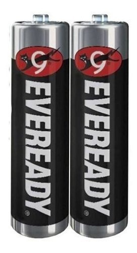 Pack X2 Pilas Aaa Eveready
