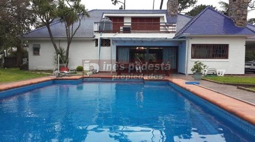 Casa En Punta Del Este, Mansa   Ines Podesta Ref:7668- Ref: 7668