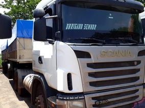 Cavalo Mecânico Scania G380 6x2 (trucado) 2010/2010