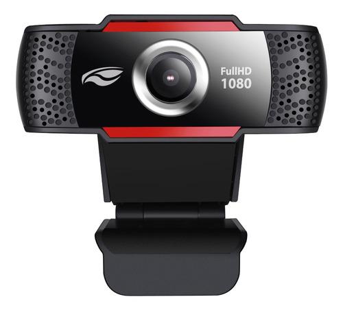 Webcam C3tech Hd 1080 Wb-10bk