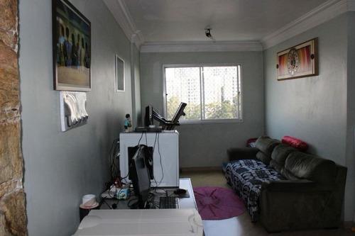 Apartamento Residencial À Venda, Vila Ema, São Paulo. - Ap5962