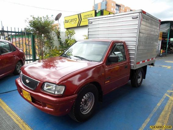 Chevrolet Luv 2.2cc 4x2 Furgon