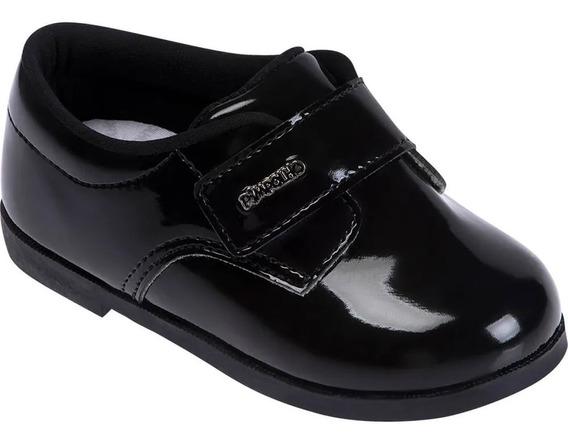 Sapato Infantil Pimpolho Festinha Verniz Pi0027