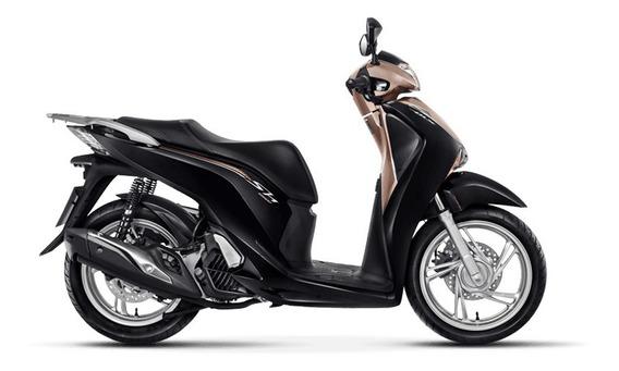Moto Honda Sh 150i Dlx 20/20 0km, Ver Area Ler Anuncio