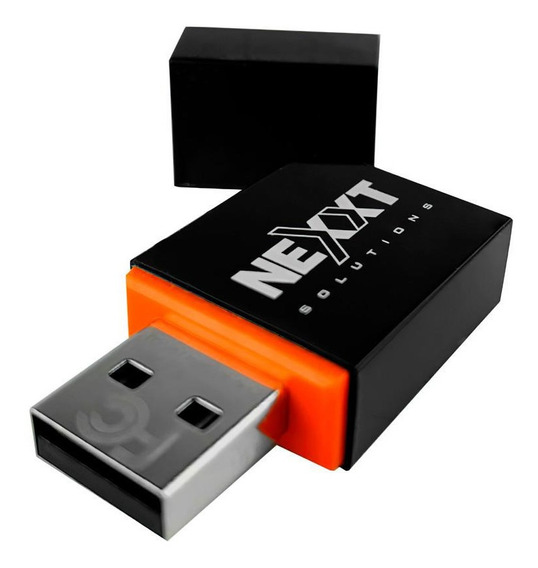 Adaptador Wifi Nexxt Lynx301 Usb 2.0 300 Mbps