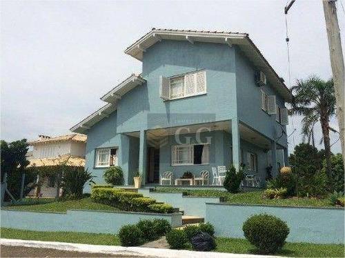 Imagem 1 de 19 de Casa Com 5 Dormitórios À Venda, 979 M² Por R$ 1.200.000,00 - Condomínio Condado De Castella - Viamão/rs - Ca0876