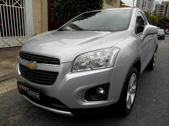 Chevrolet Tracker 1.8 Mpfi Ltz 4x2 16v Flex 4p Automatico