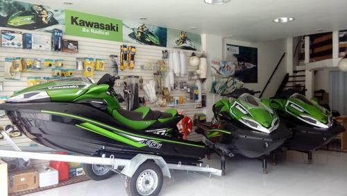 Kawasaki Yamaha Sea