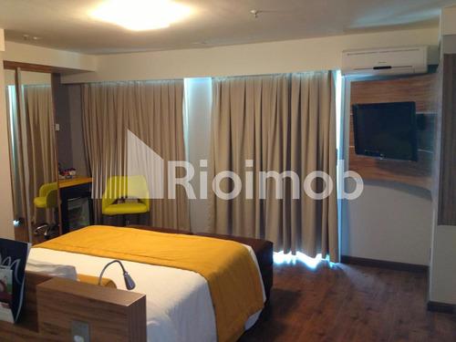 Imagem 1 de 25 de Flat/aparthotel - Ref: 0284