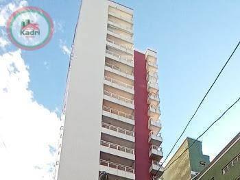 Apartamento Com 3 Dormitórios À Venda, 109 M² Por R$ 450.000,00 - Ocian - Praia Grande/sp - Ap5377