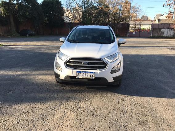 Ford Ecosport Se 2.0 Automatica 2018