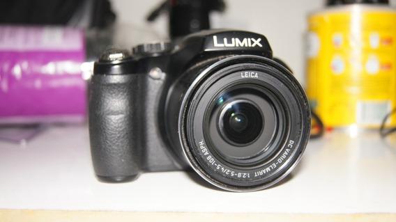 Câmera Panasonic Lumix Dmc-fz60 - Leia O Anuncio