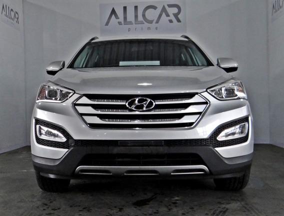 Hyundai Santa Fe 3.3 5l 4wd Aut, Prata 2015/16