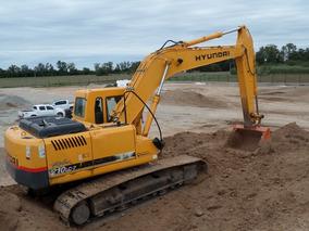 Excavadora Hyundai Robex 210 Lc-7 Perfecto Estado