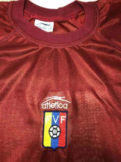 Camisa Da Seleção Da Venezuela 2006